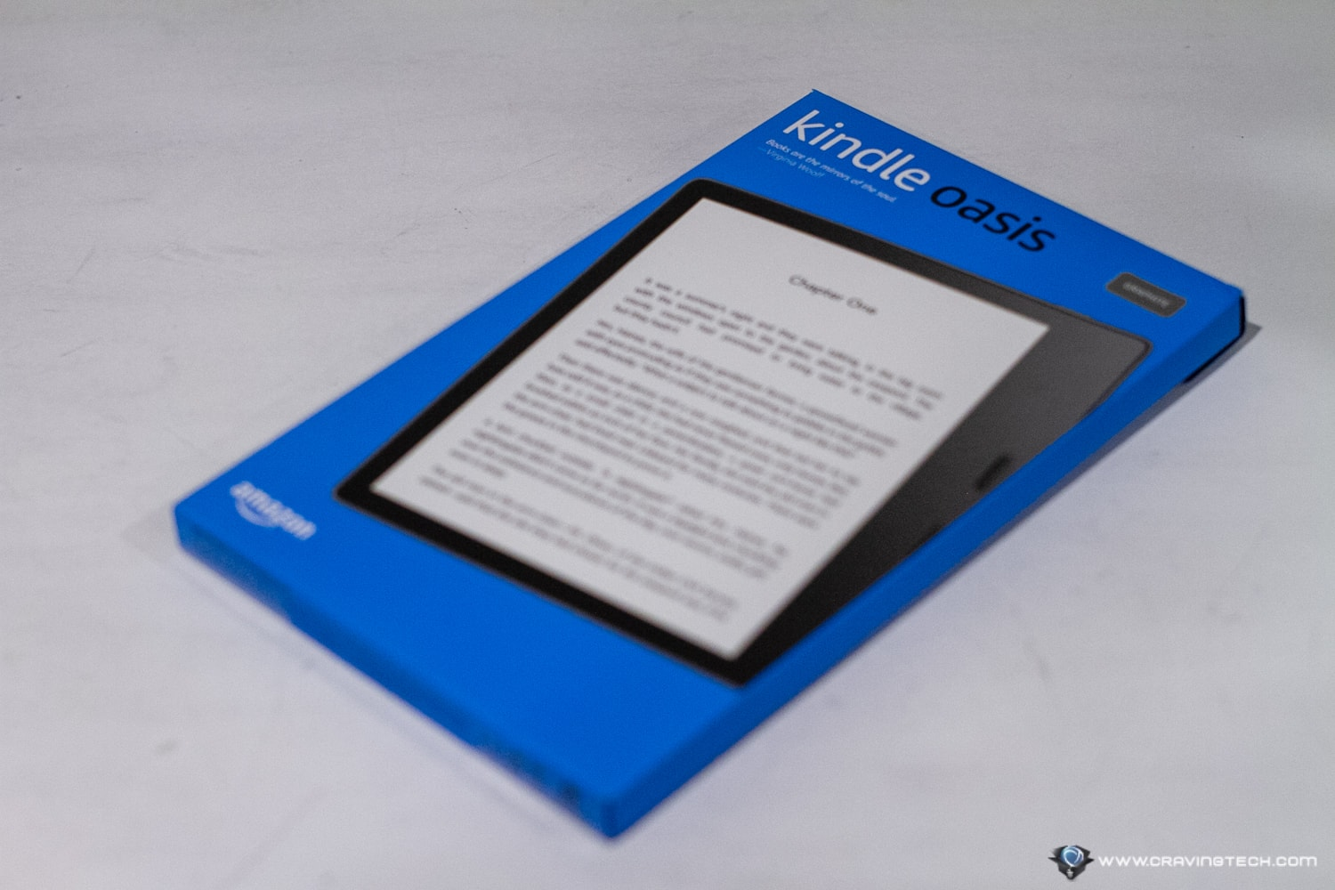 Kindle Oasis 2019 Packaging