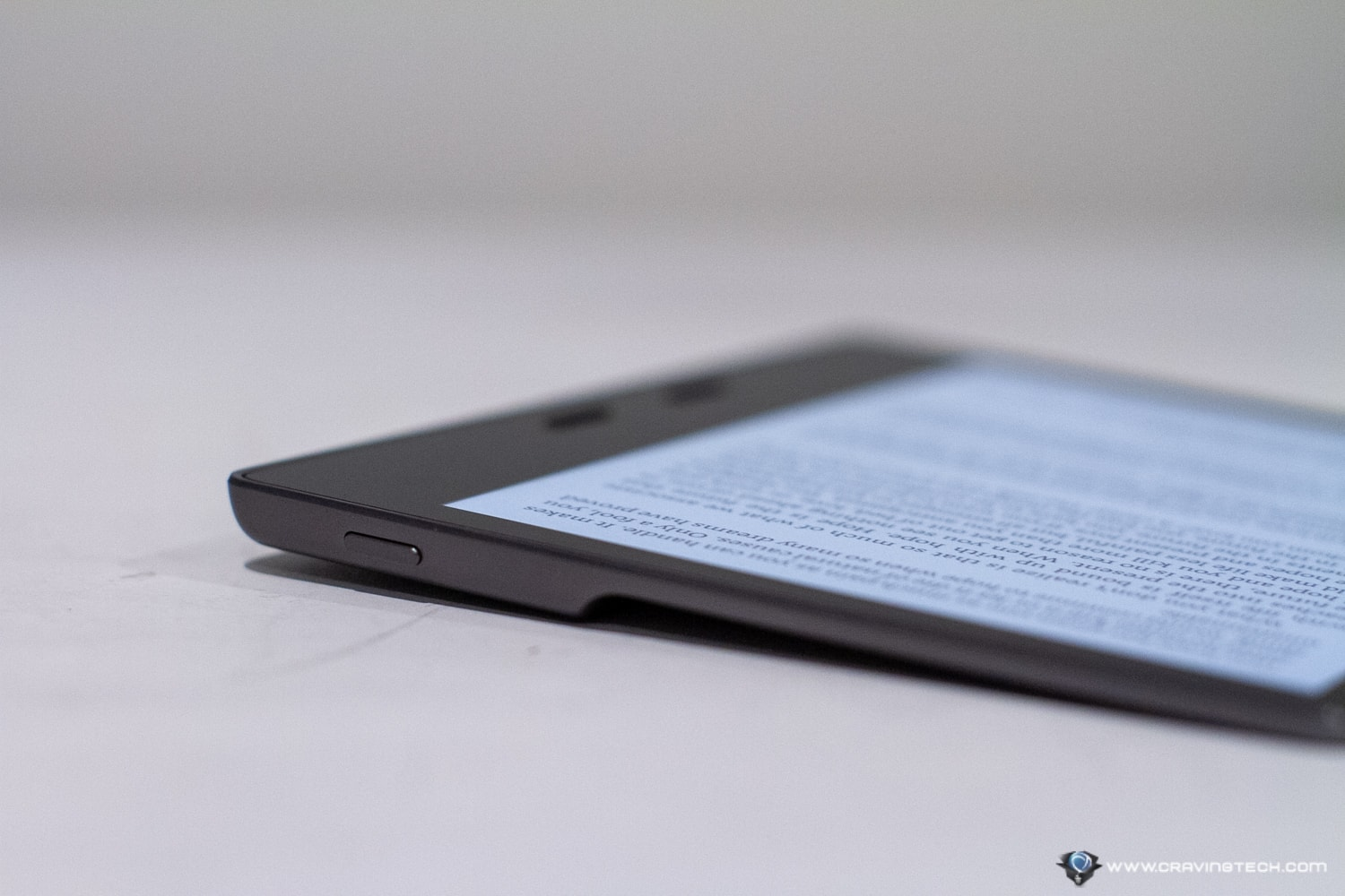 Kindle Oasis 2019 Review