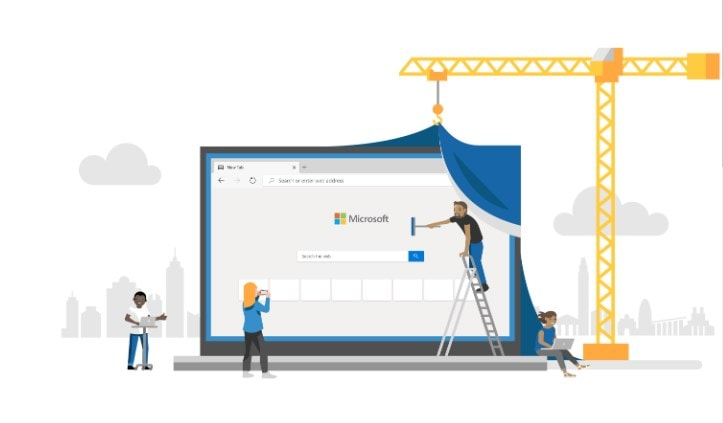 Microsoft Edge Beta is available for you to try
