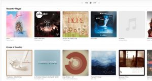 Apple-Music-Web-Player