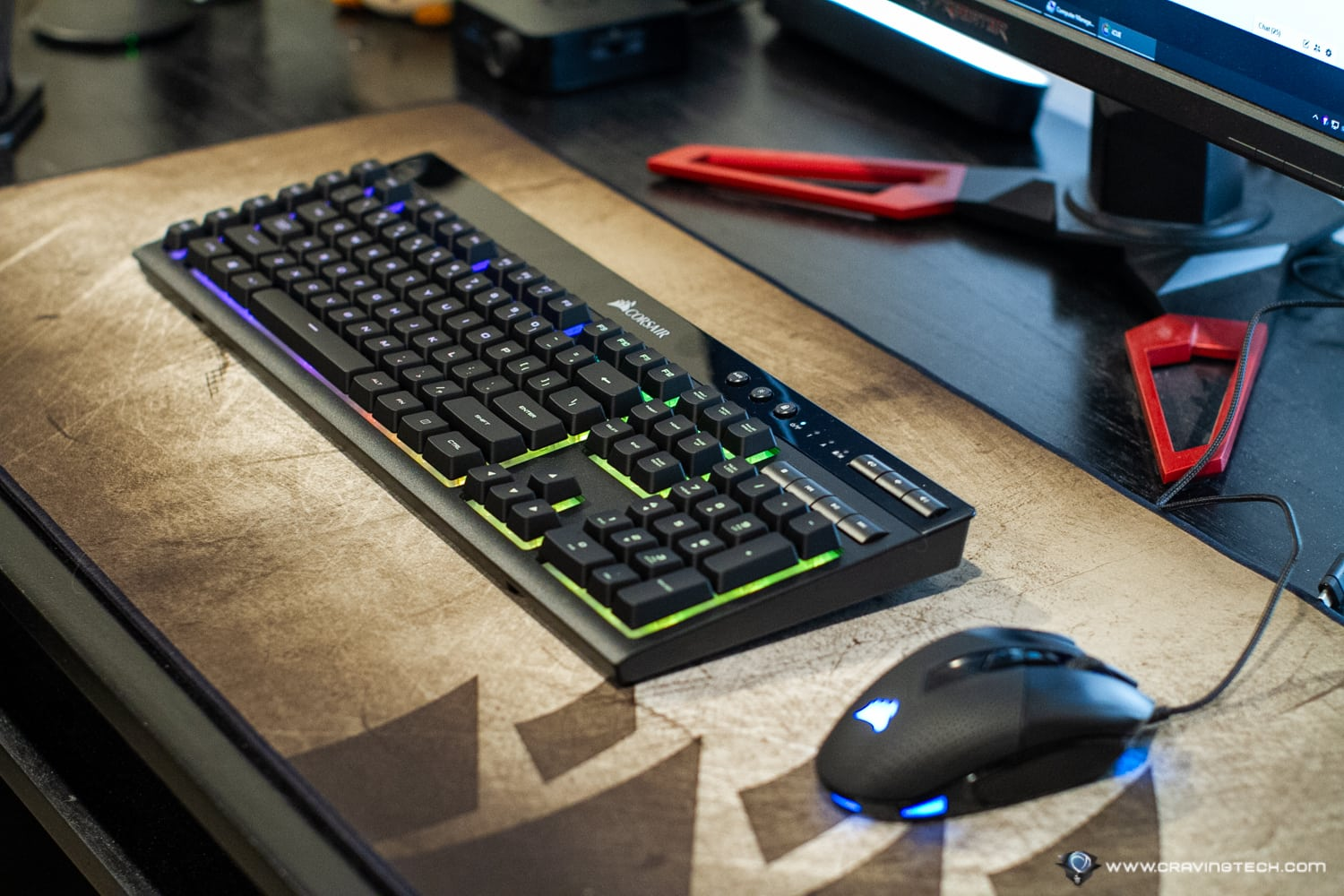 CORSAIR K57 RGB Wireless Gaming Keyboard Review