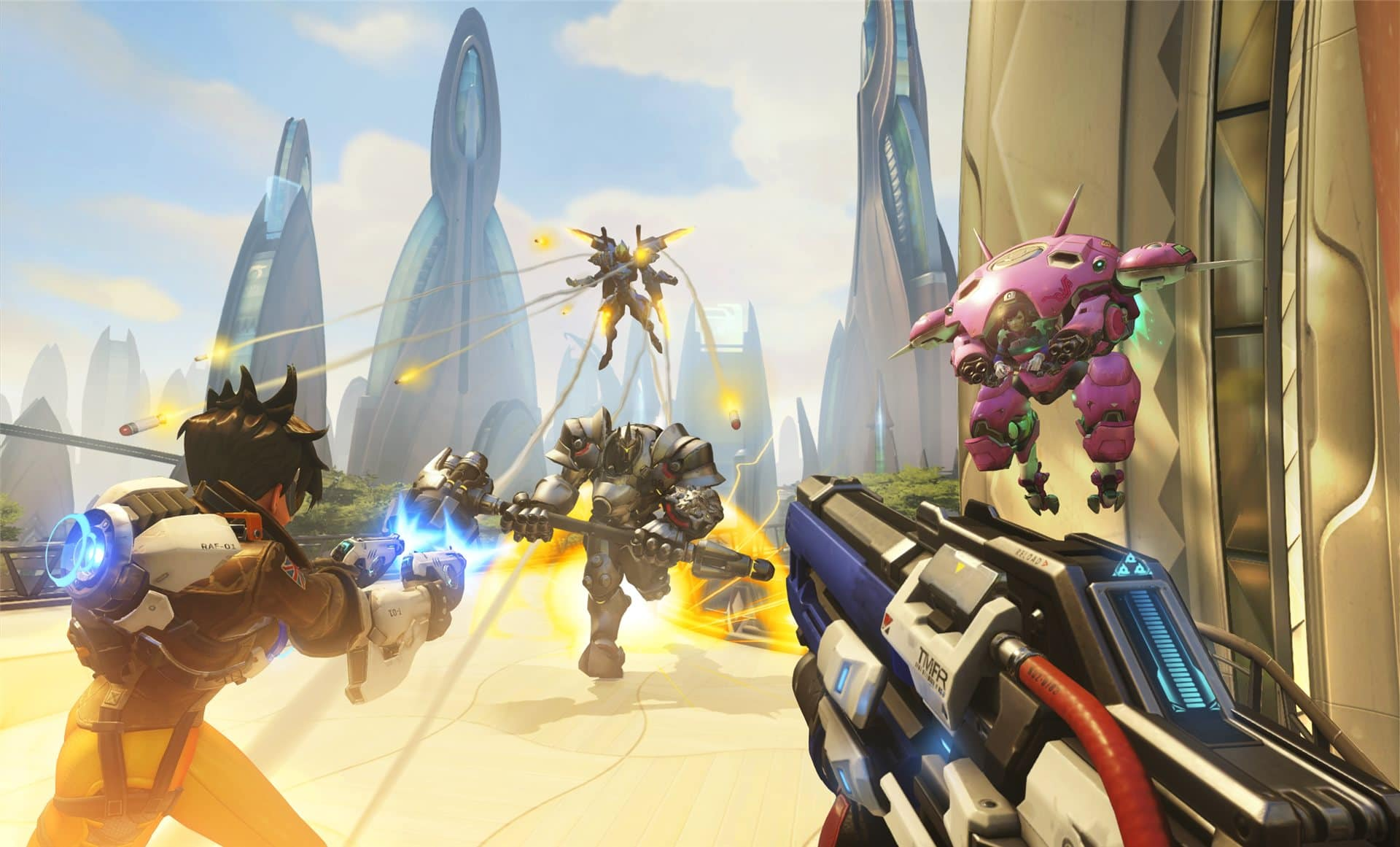 Overwatch is coming to Nintendo Switch (Official) with Australian release date and pricing
