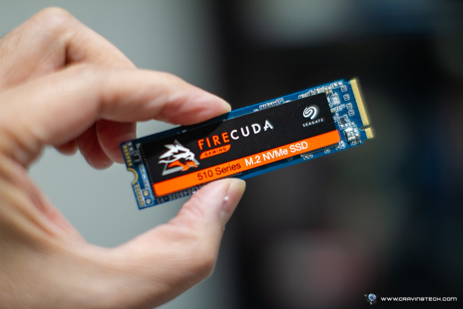 Seagate FireCuda 510 Gaming NVMe Review
