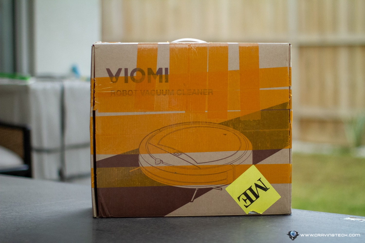 Xiaomi Viomi 3 Packaging