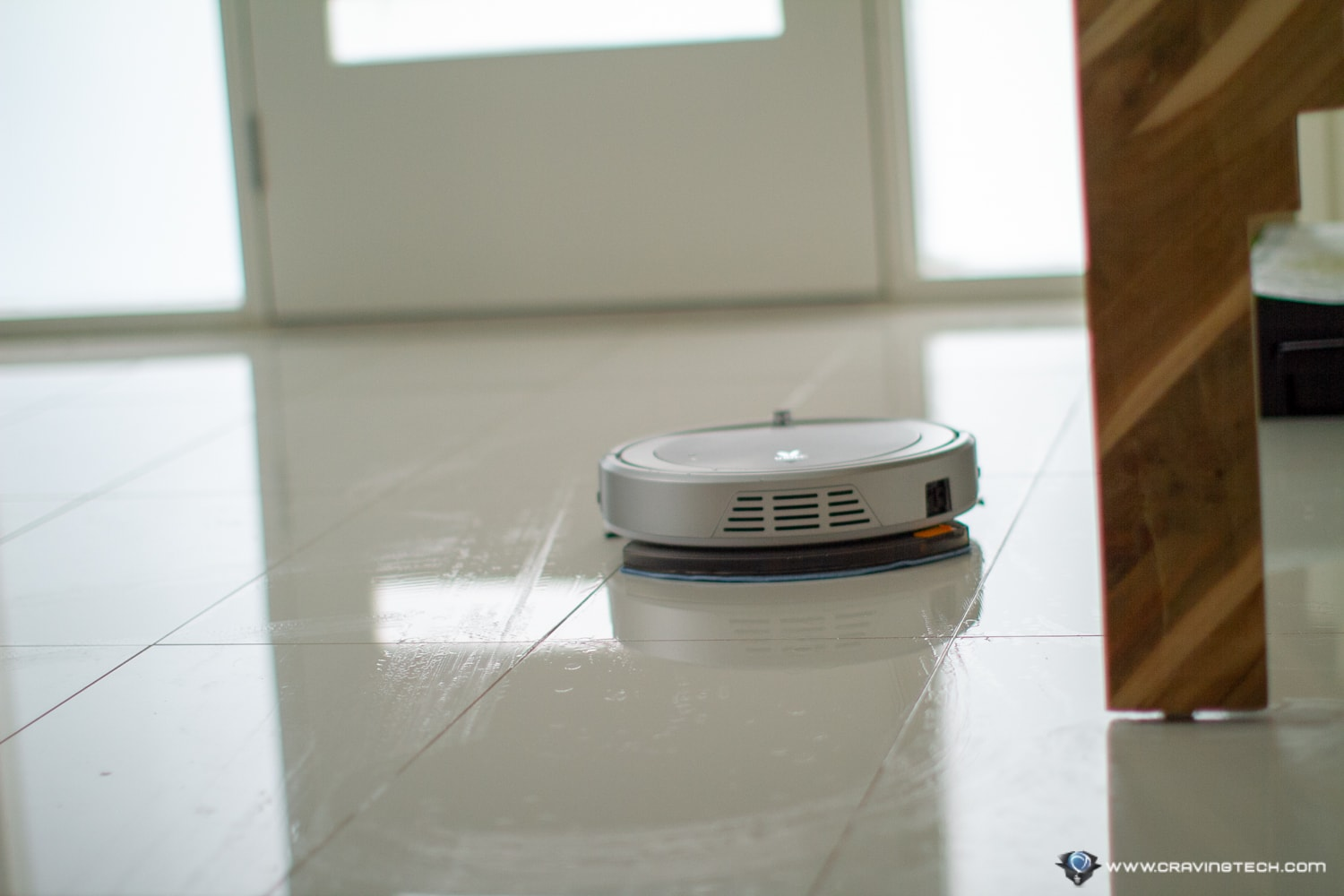 Vacuum & Mop your floors without using any hands