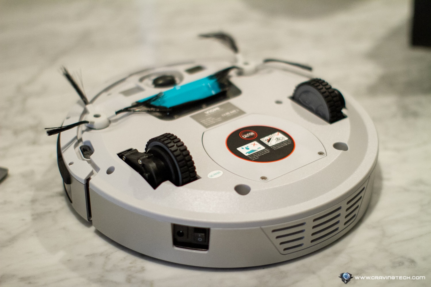 Viomi 3 Vacuum and Mop Robot