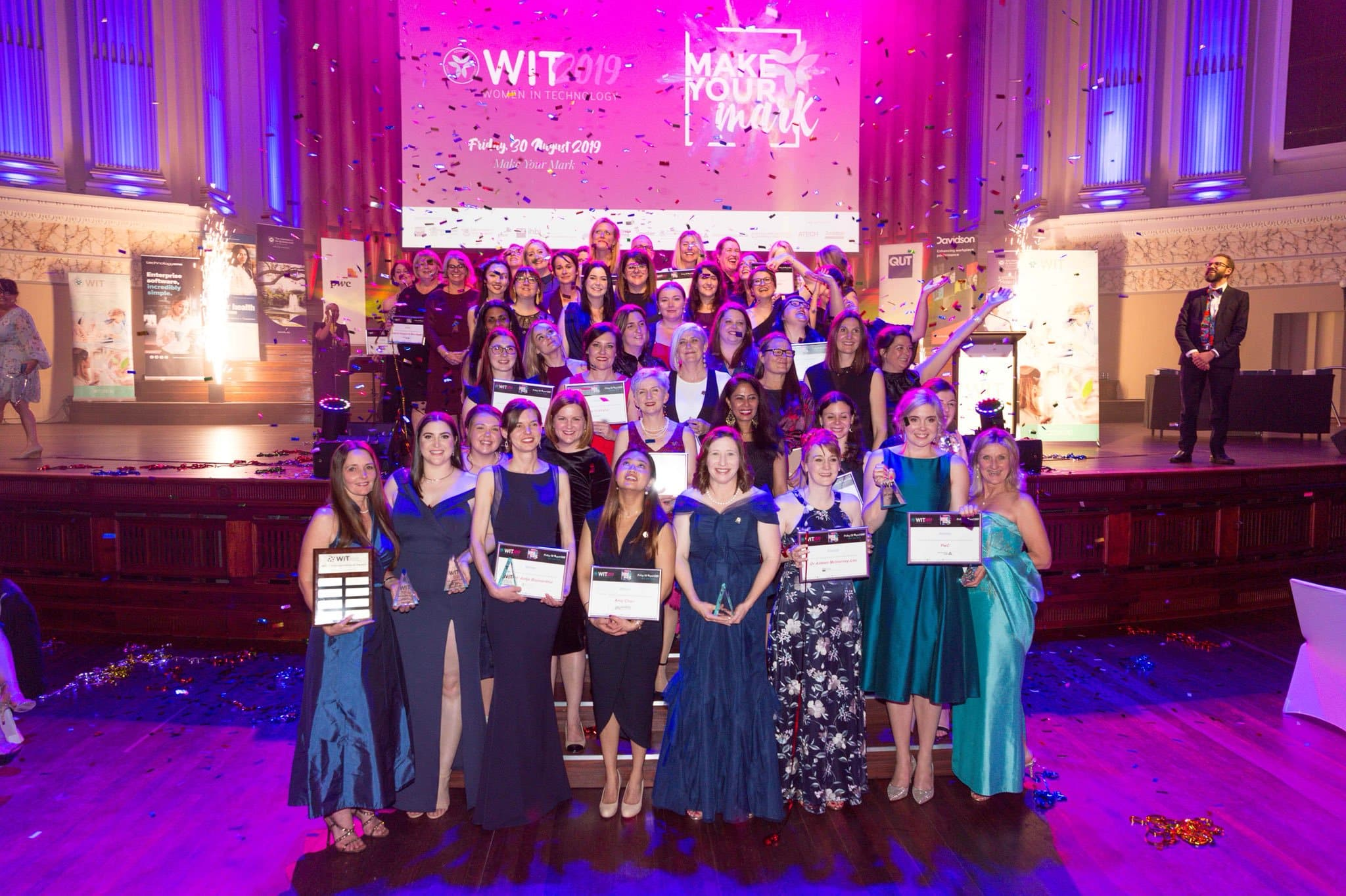 Women in Technology recognised for innovative work