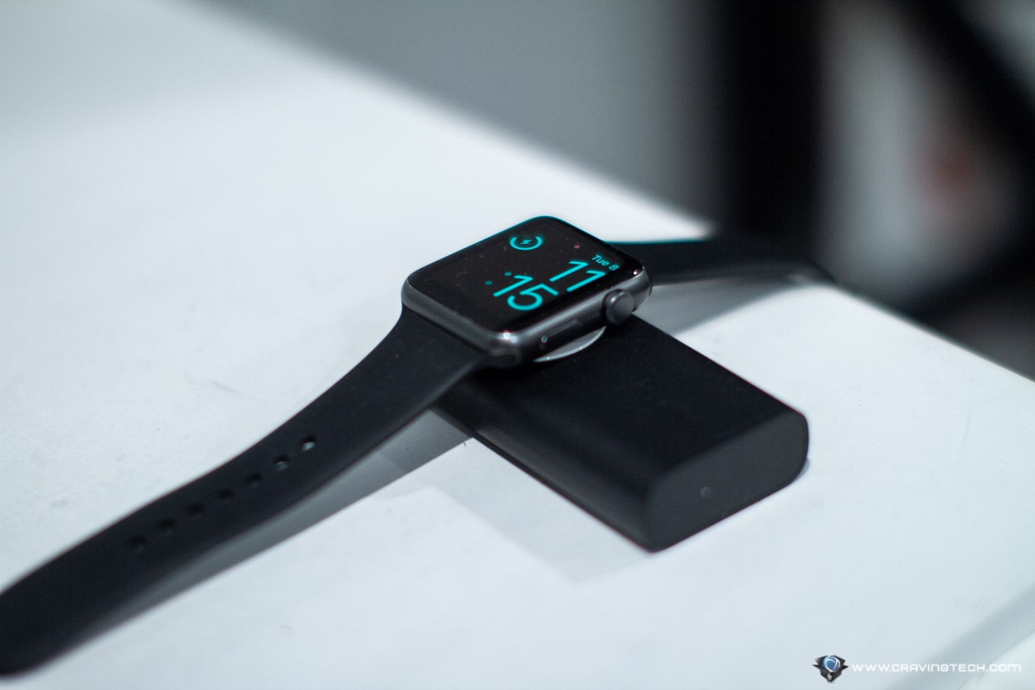 Add up to 63 hours of battery life to Apple Watch with this power bank