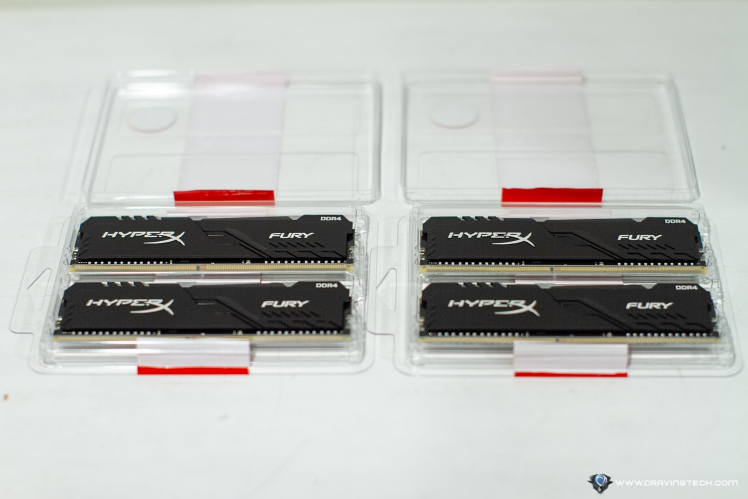 HyperX Fury DDR4 RGB Kit