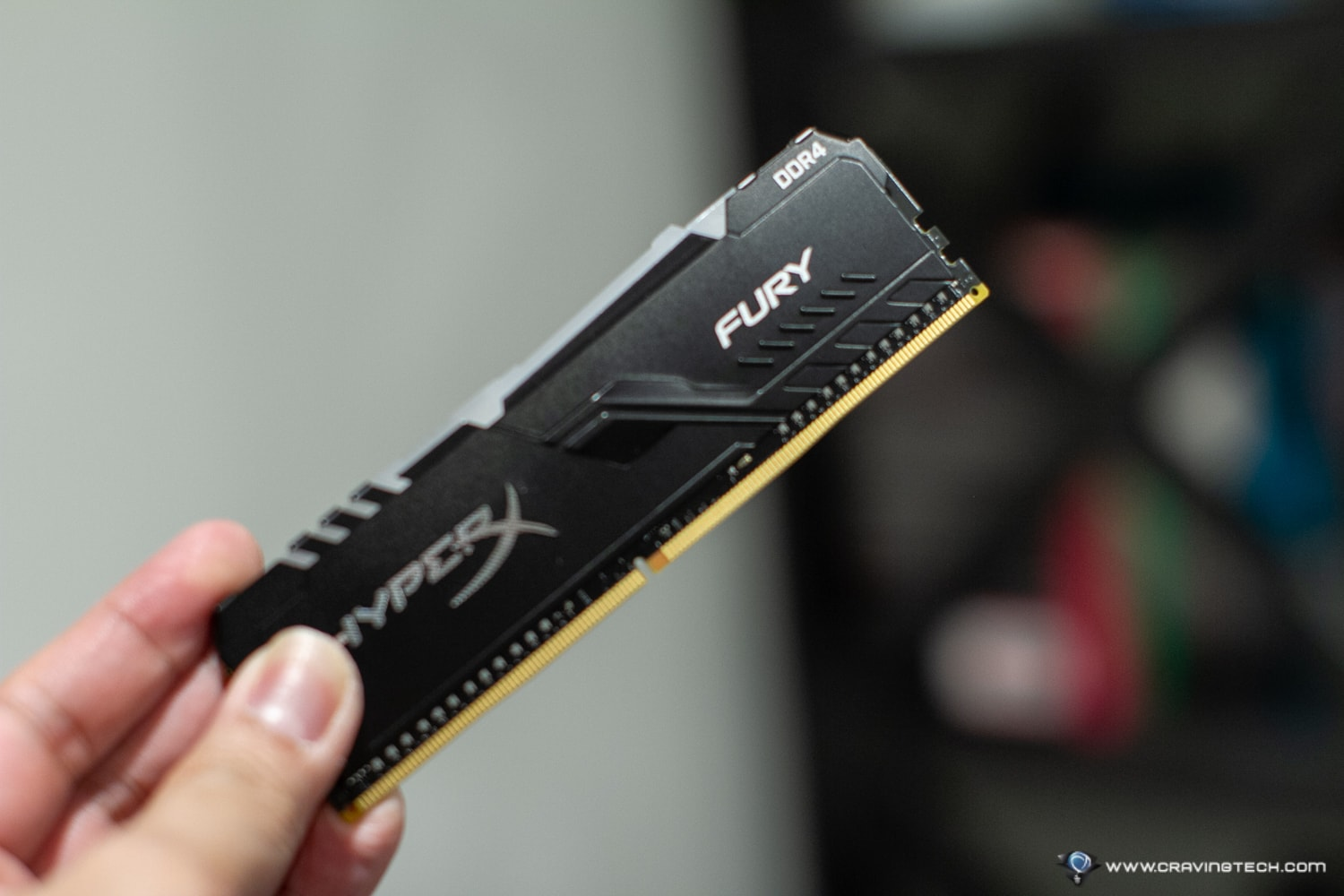 HyperX Fury DDR4 RGB Review