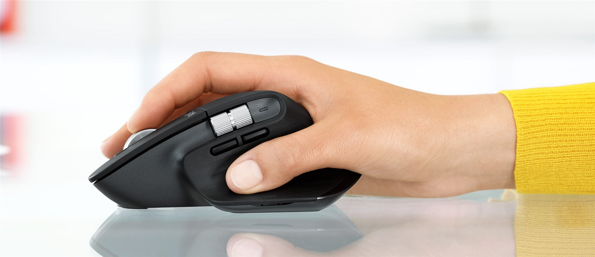 Logitech MX Master 3 is out, comes with a MagSpeed Scroll Wheel