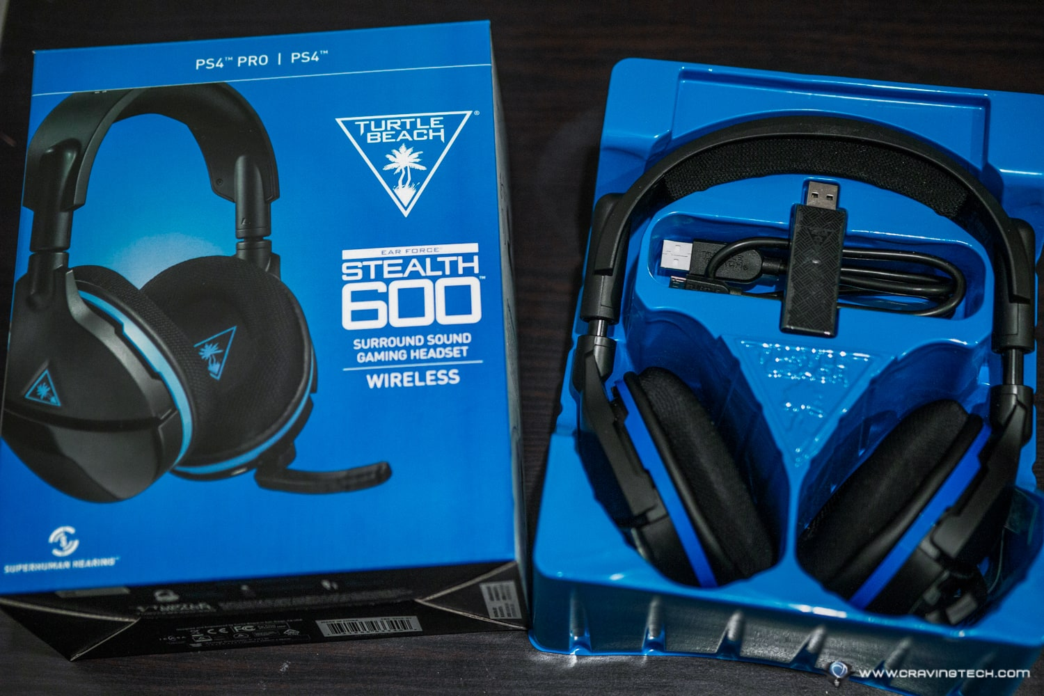 Turtle Beach Stealth 600 Revieiw Unboxing