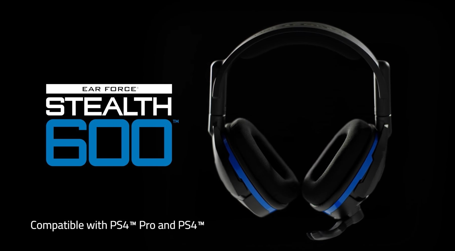 A wireless gaming headset for Glasses Wearers Gamers