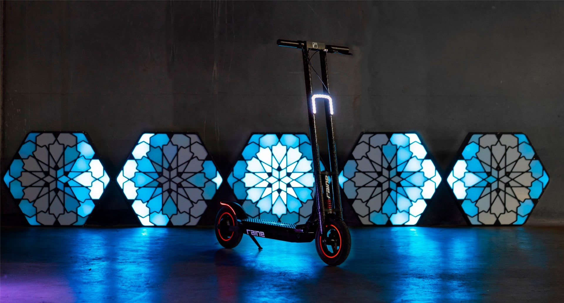 The Melbourne Designed Electric Scooter