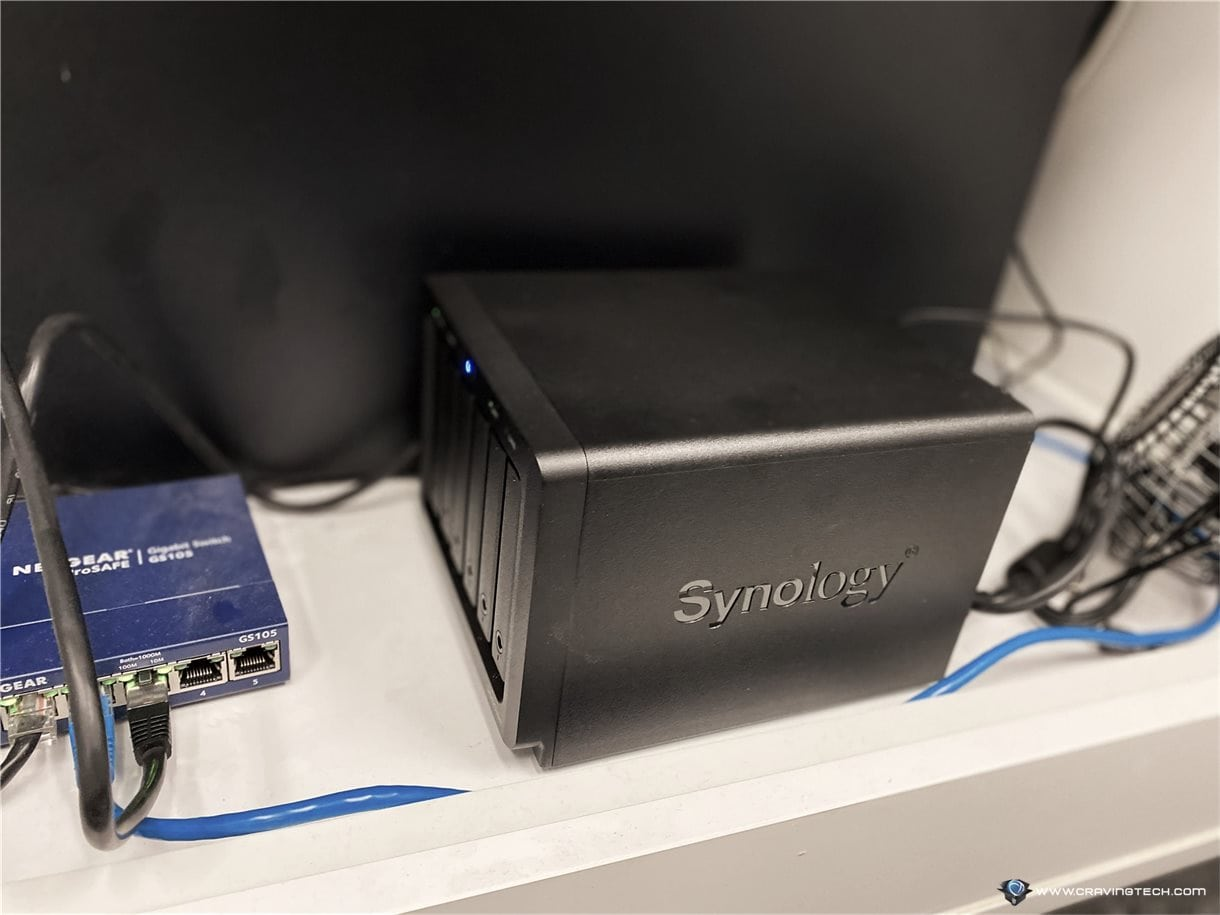 Synology DiskStation DS620slim review