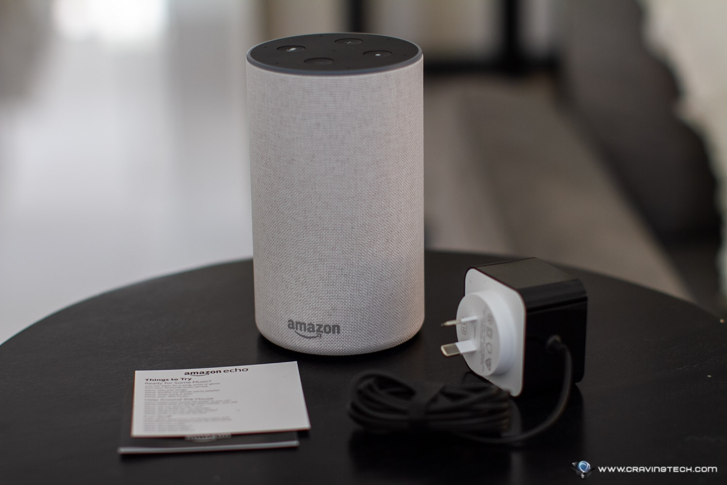 Amazon Echo 3rd Gen 2019 Packaging and Unboxing
