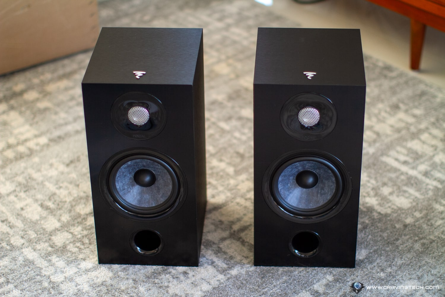 Focal Chora 806 Unboxing