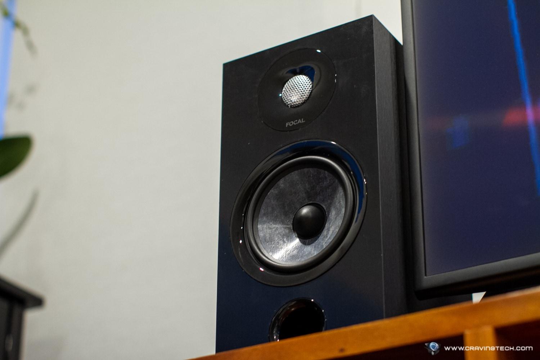 Focal Chora 806 speakers