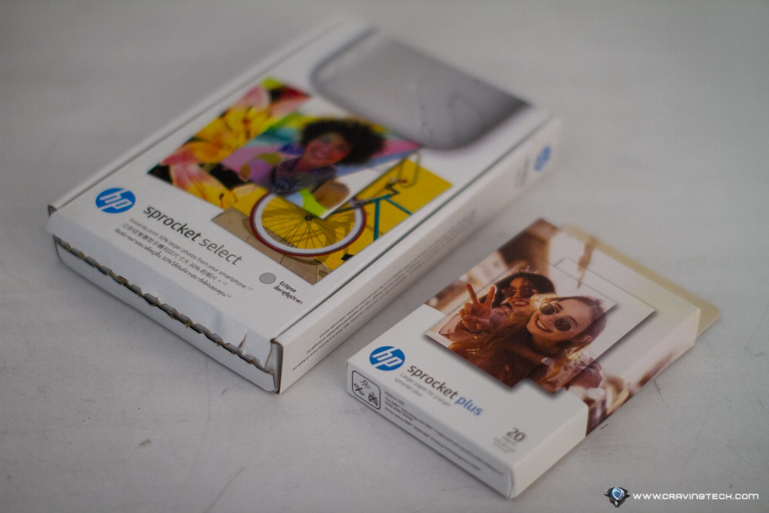 HP Sprocket Select Photo Paper