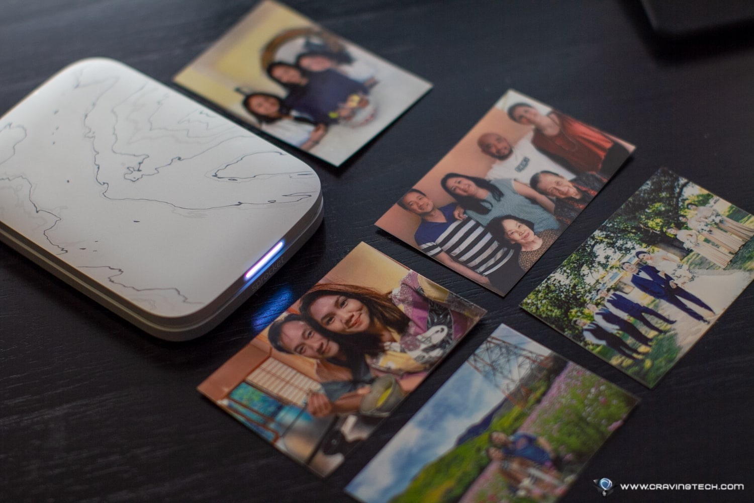 Print wonderful memories instantly – HP Sprocket Select Review