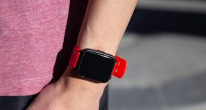 LASER V-Fitness Smartwatch Review