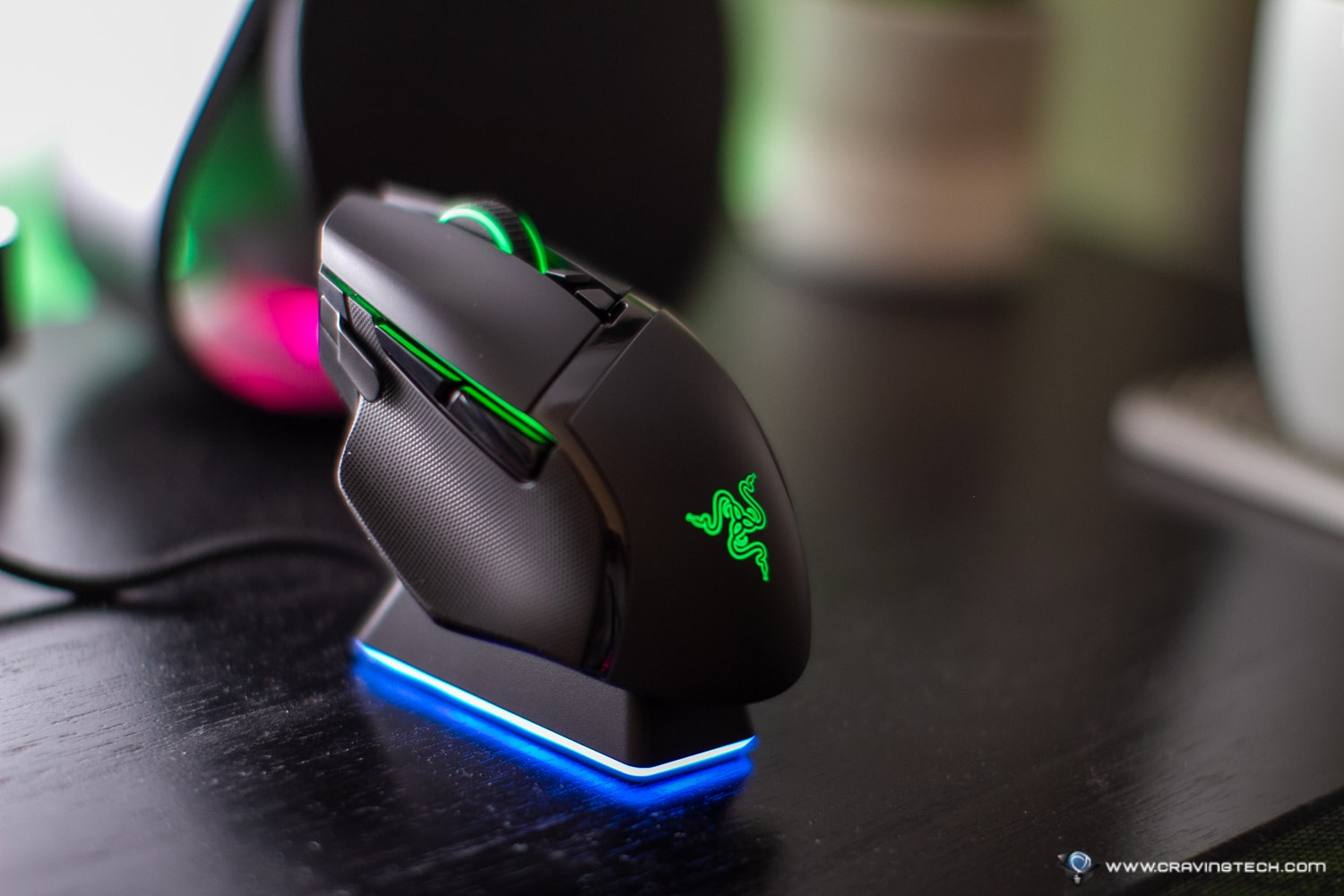 Superior gaming mouse in every way? – Razer Basilisk Ultimate Review
