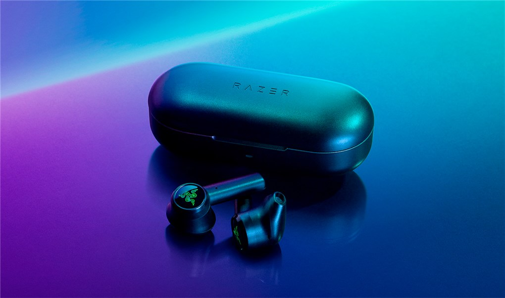 Lag-free wireless earbuds for gaming – Razer Hammerhead True Wireless Earbuds Review