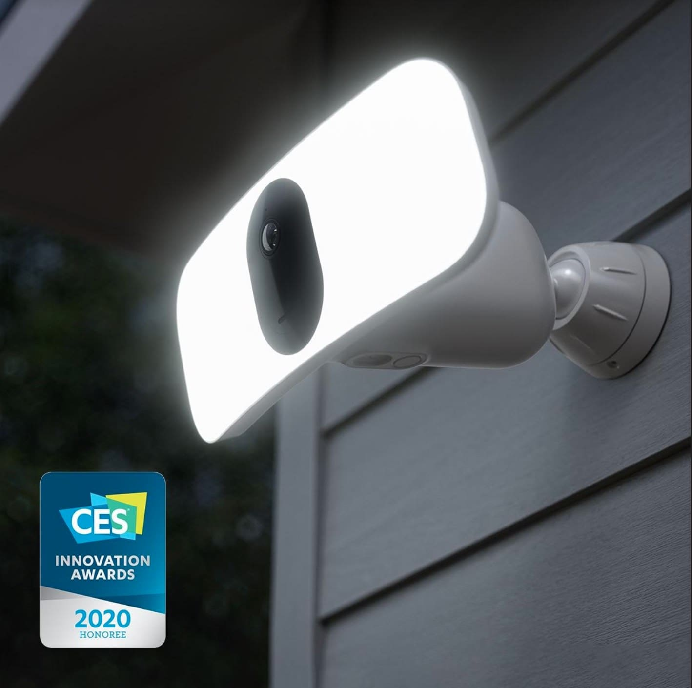 Arlo announces their first floodlight security camera and it's wire-free – Arlo Pro 3 Floodlight Camera