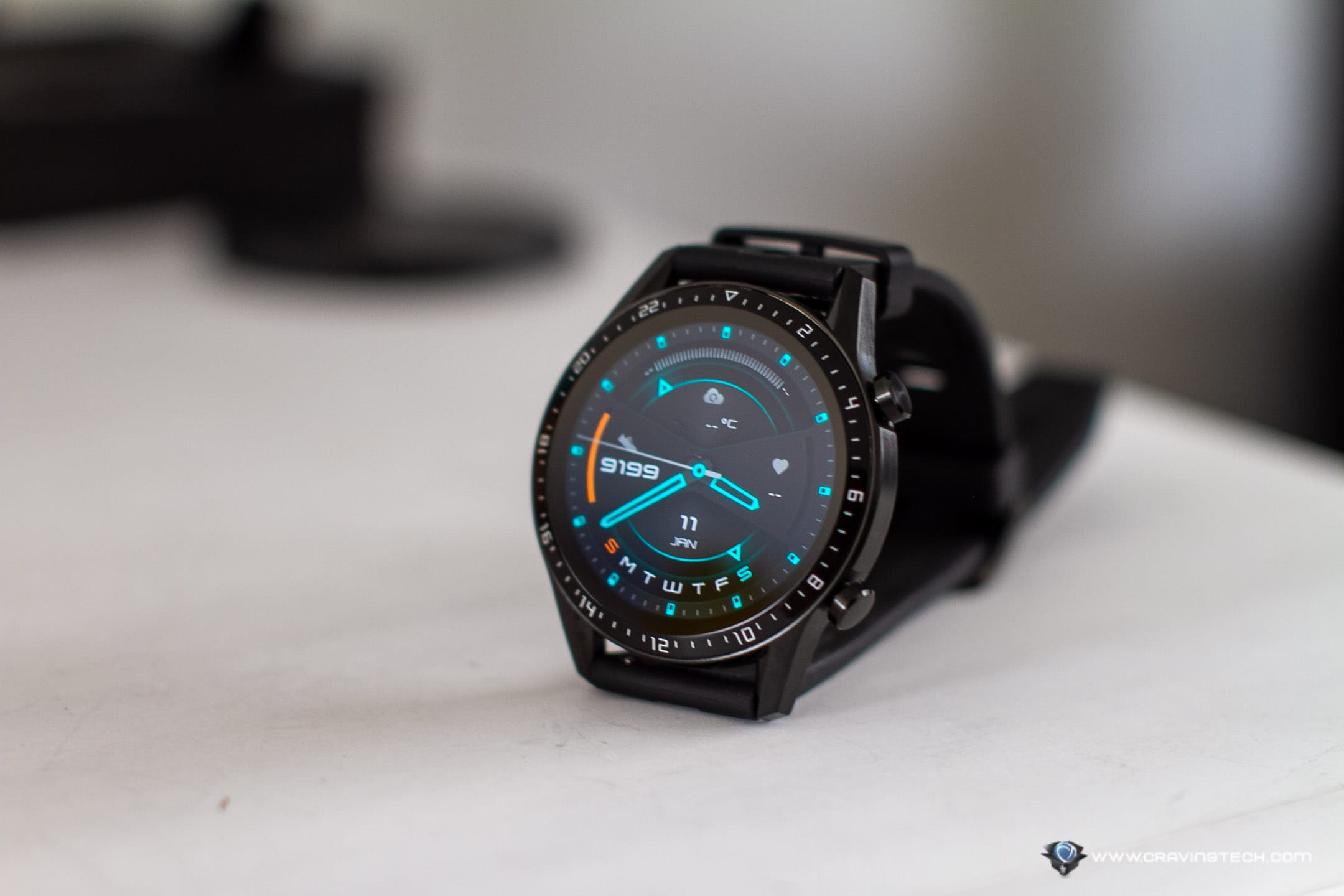 Well-designed smartwatch with two weeks of battery life – HUAWEI WATCH GT 2 Review