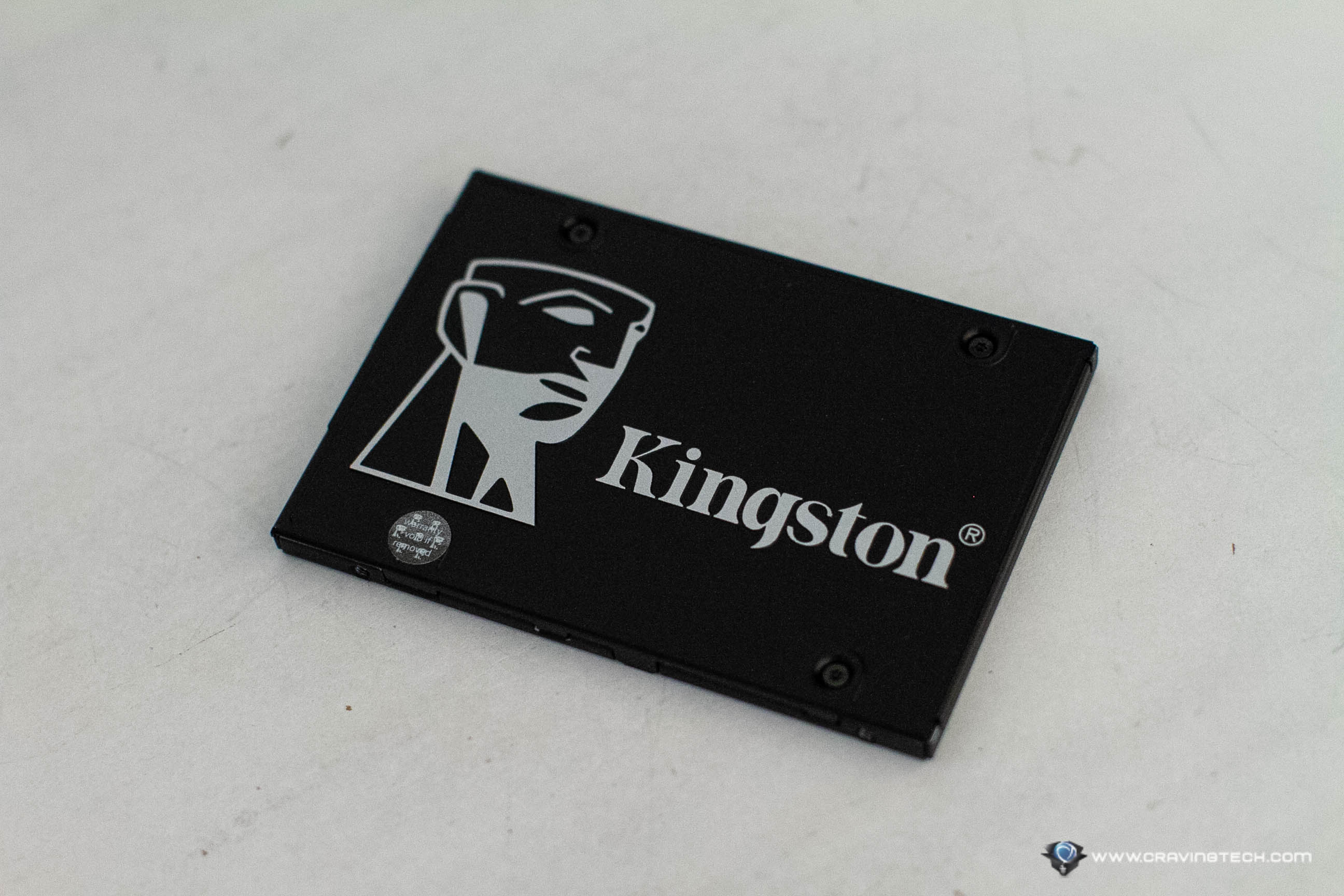 Hardware-based self-encrypting SSD drive – Kingston KC600 SSD Review