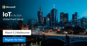 Microsoft-IoT-in-Action-Event Melbourne