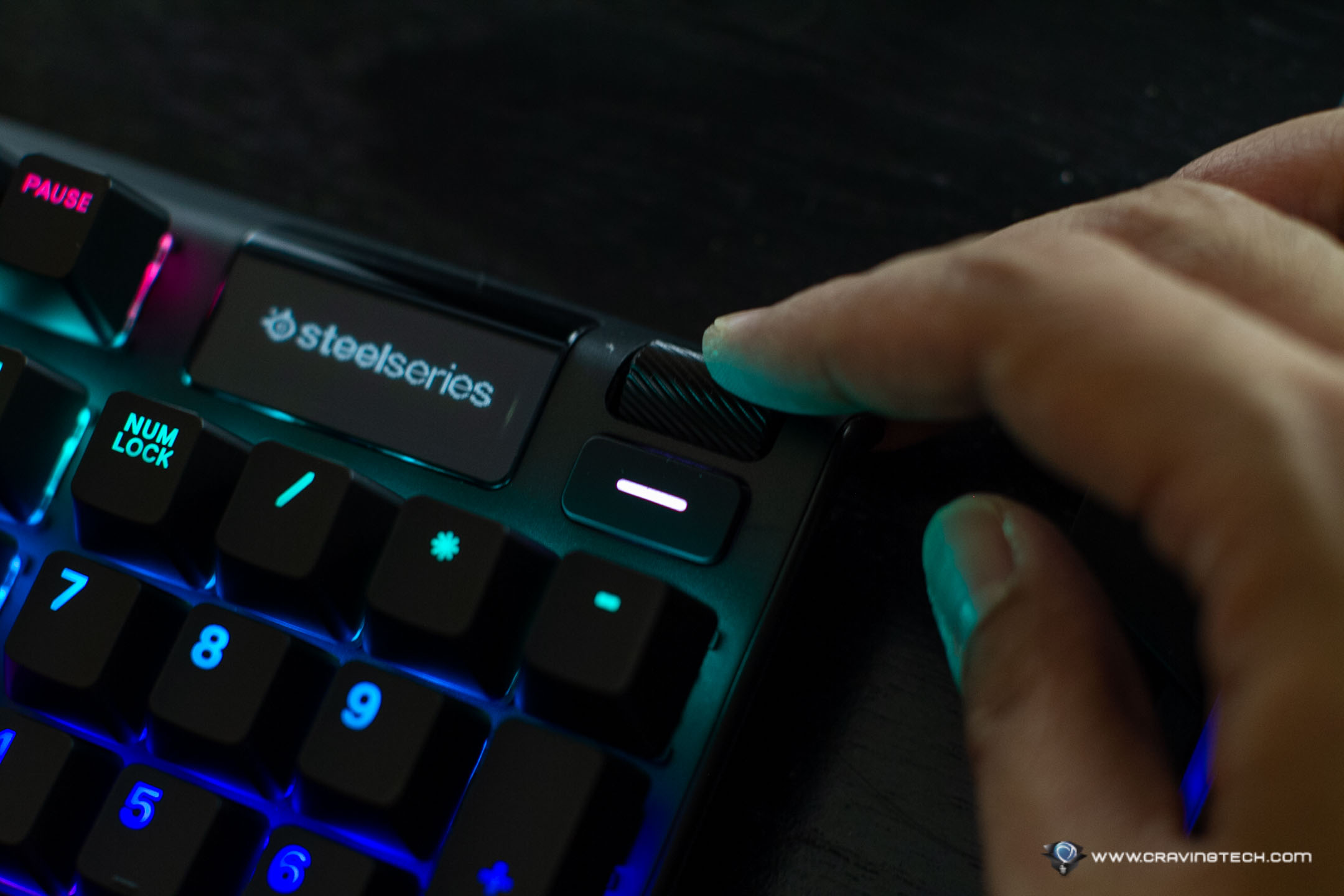 SteelSeries APEX PRO Review