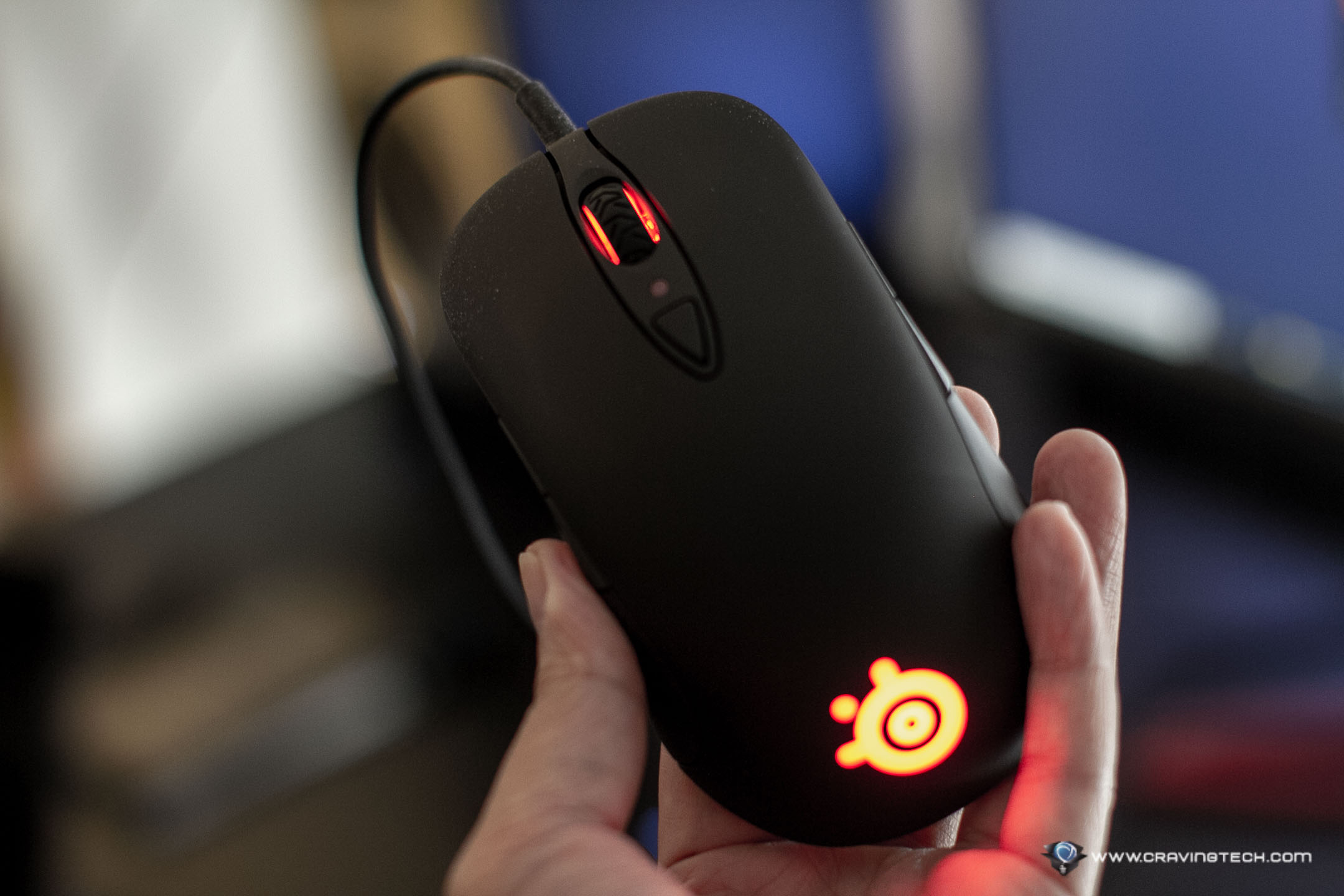 A majestic walk down memory lane – SteelSeries Sensei Ten Review