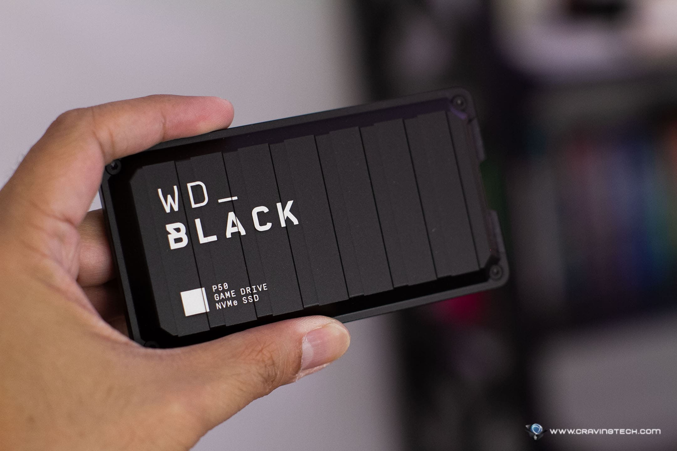 The Game Drive from the future – WD Black P50 Game Drive SSD Review