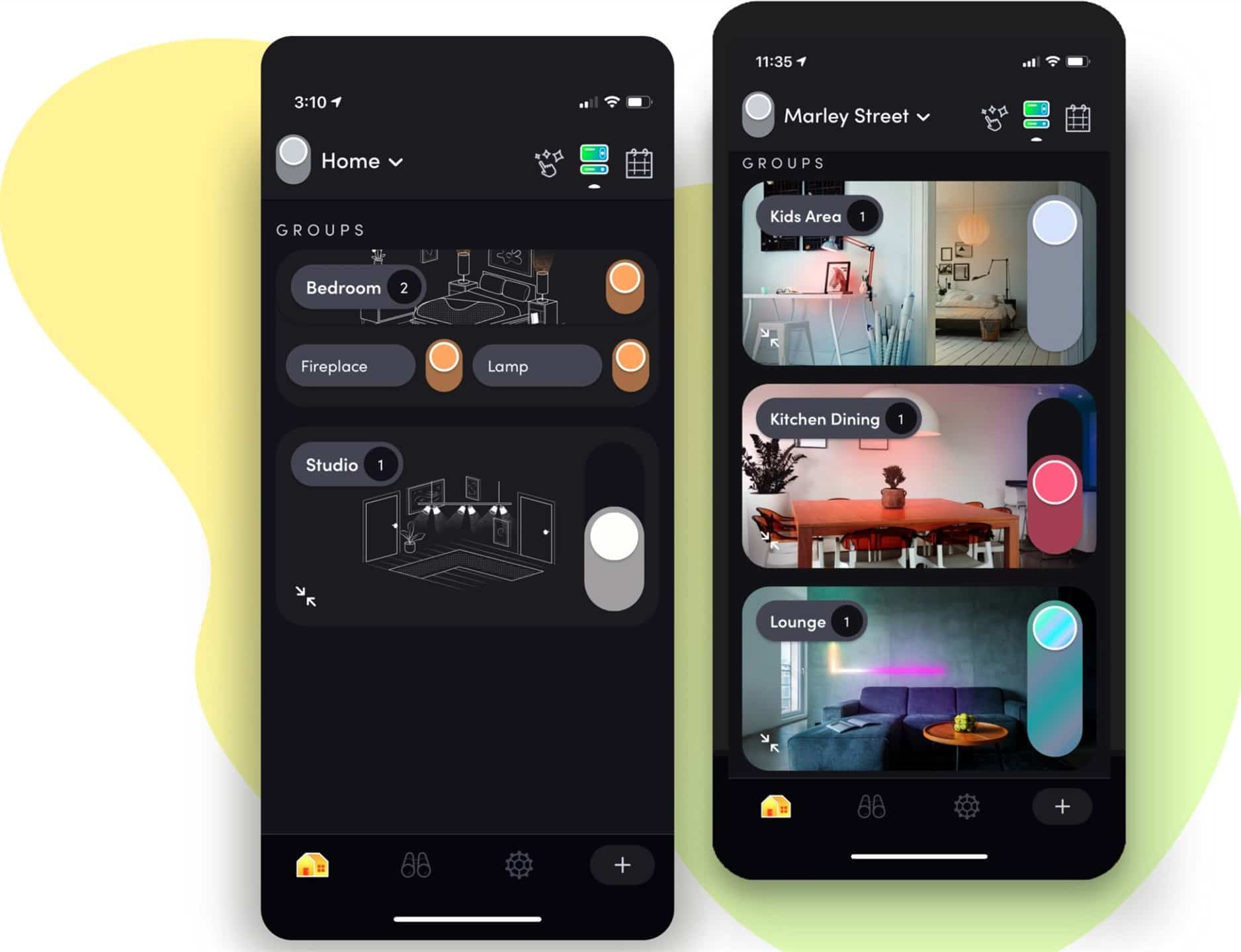 LIFX App 4 update is coming tomorrow and it looks good
