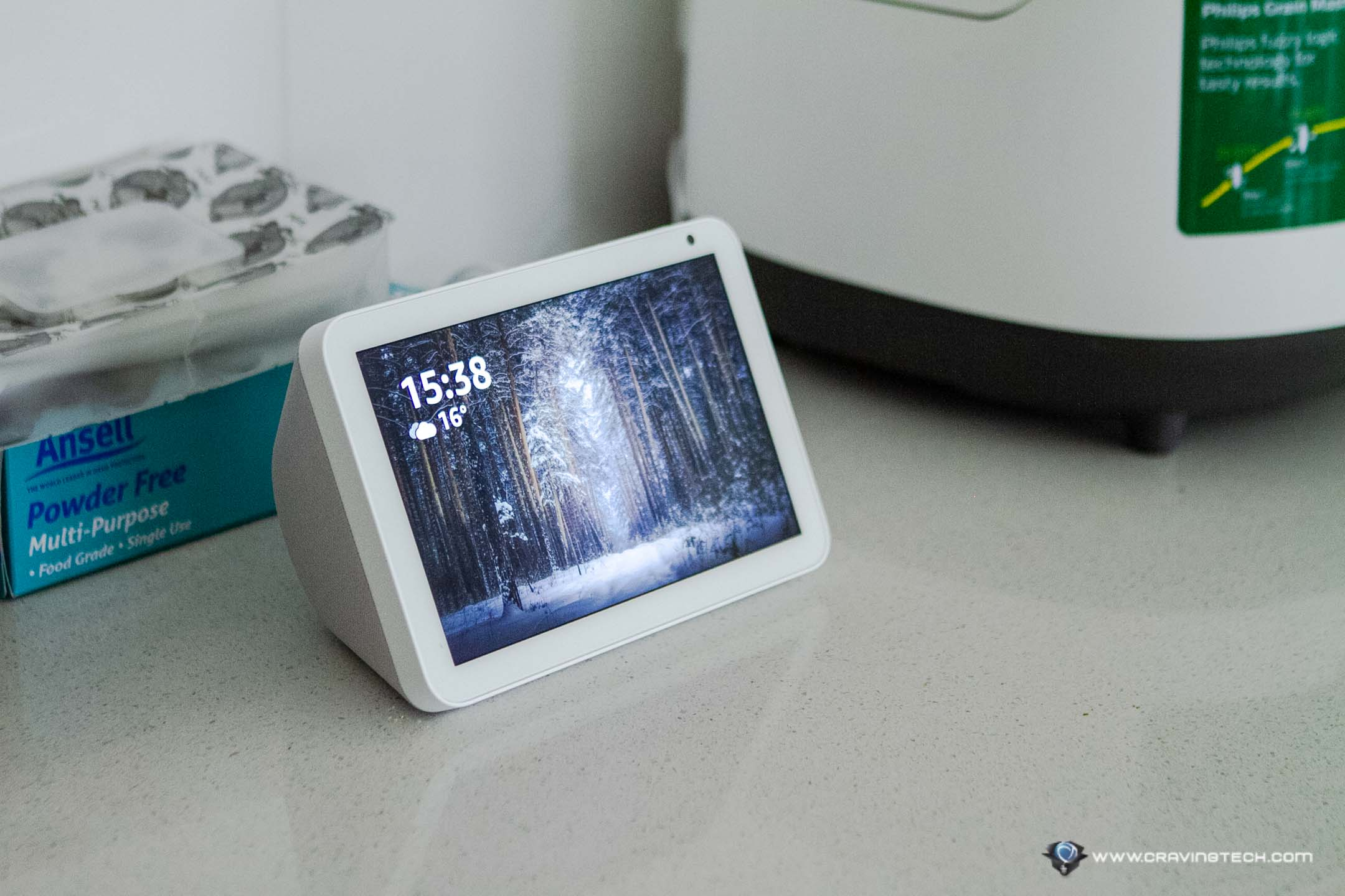 Amazon Echo Show 8 Review