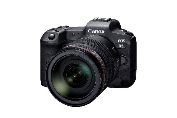 Canon EOS R5 Development Update