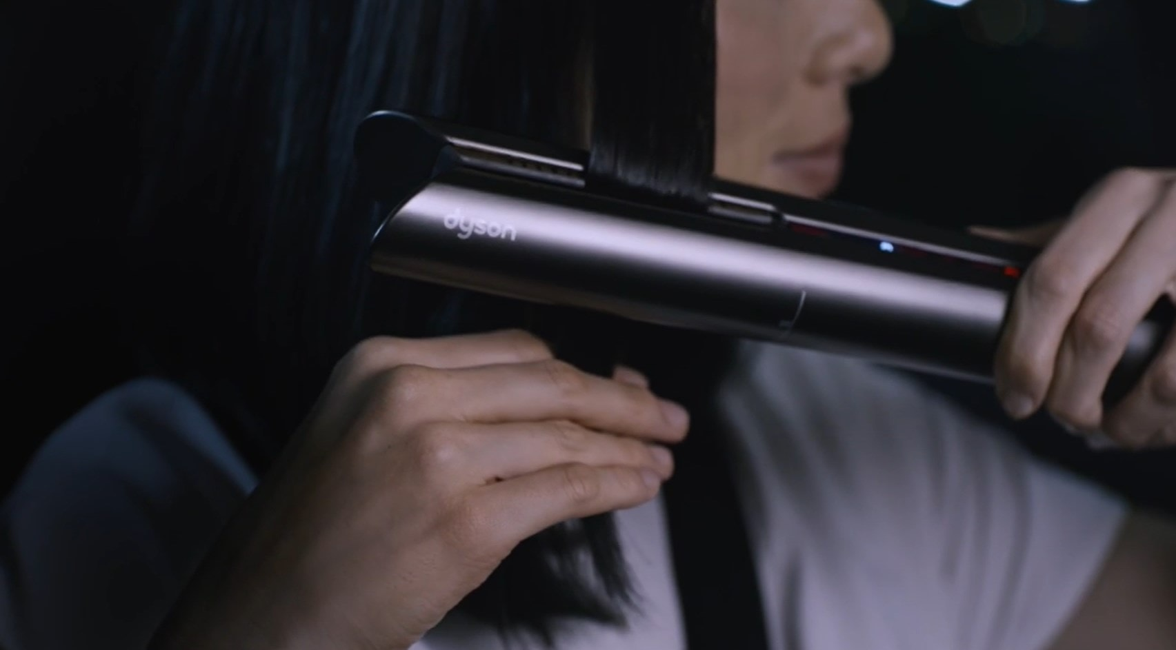Dyson's new product offers another treat for the hair