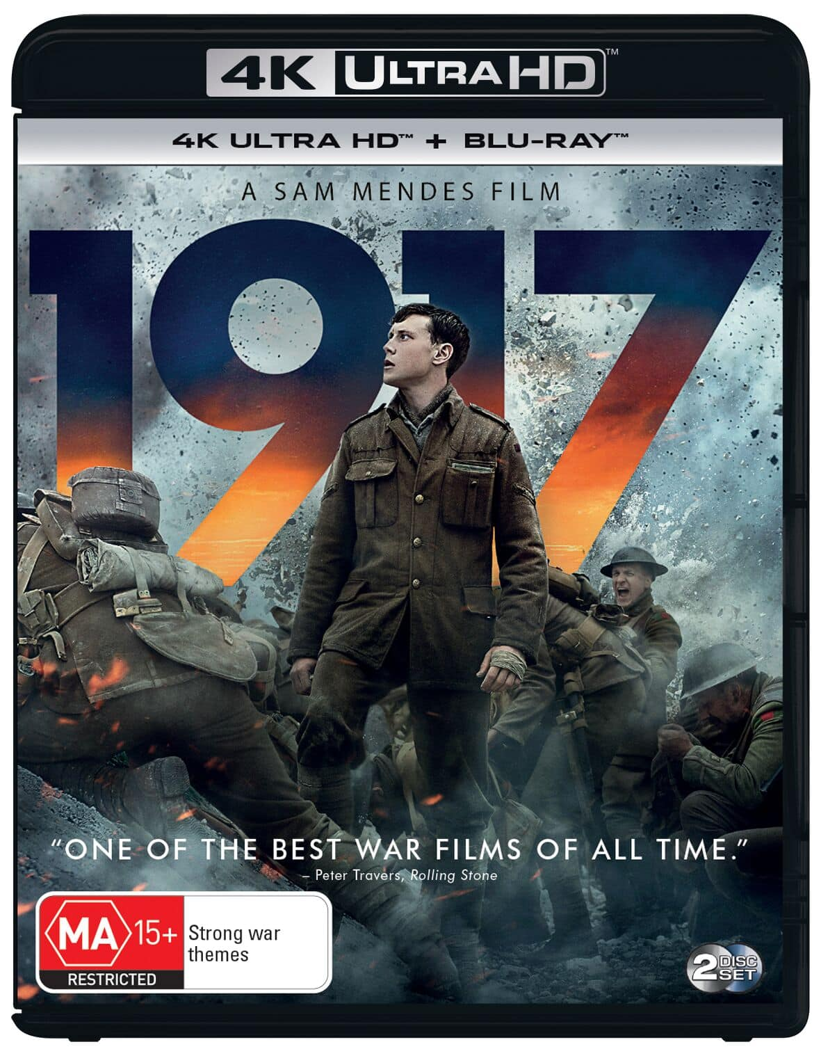 1917 on 4K Ultra HD Blu-ray Giveaway