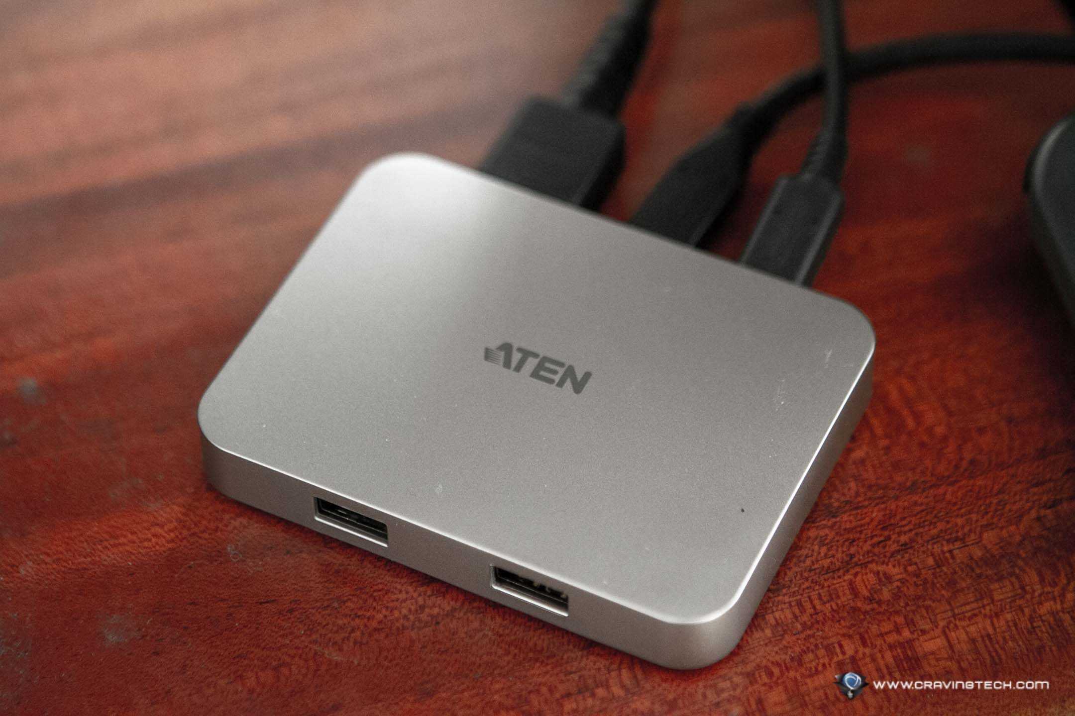 Ditch your Nintendo Switch Dock at home and grab this alternative instead – Aten USB-C 4K Ultra Mini Dock with Power Pass-through Review