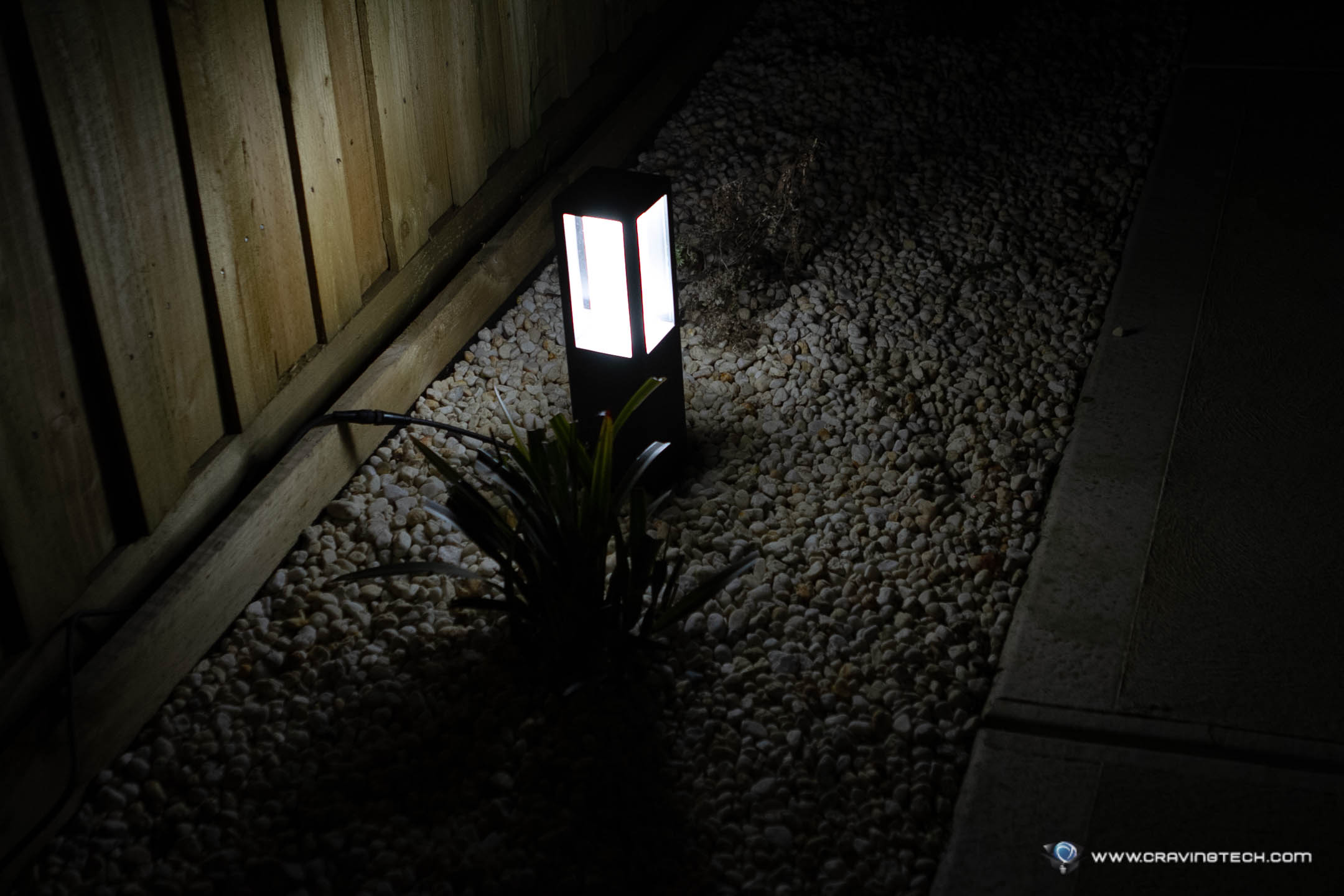 A smart, outdoor light to impress, with Apple HomeKit support – Hue Impress Outdoor Pedestal Light Review