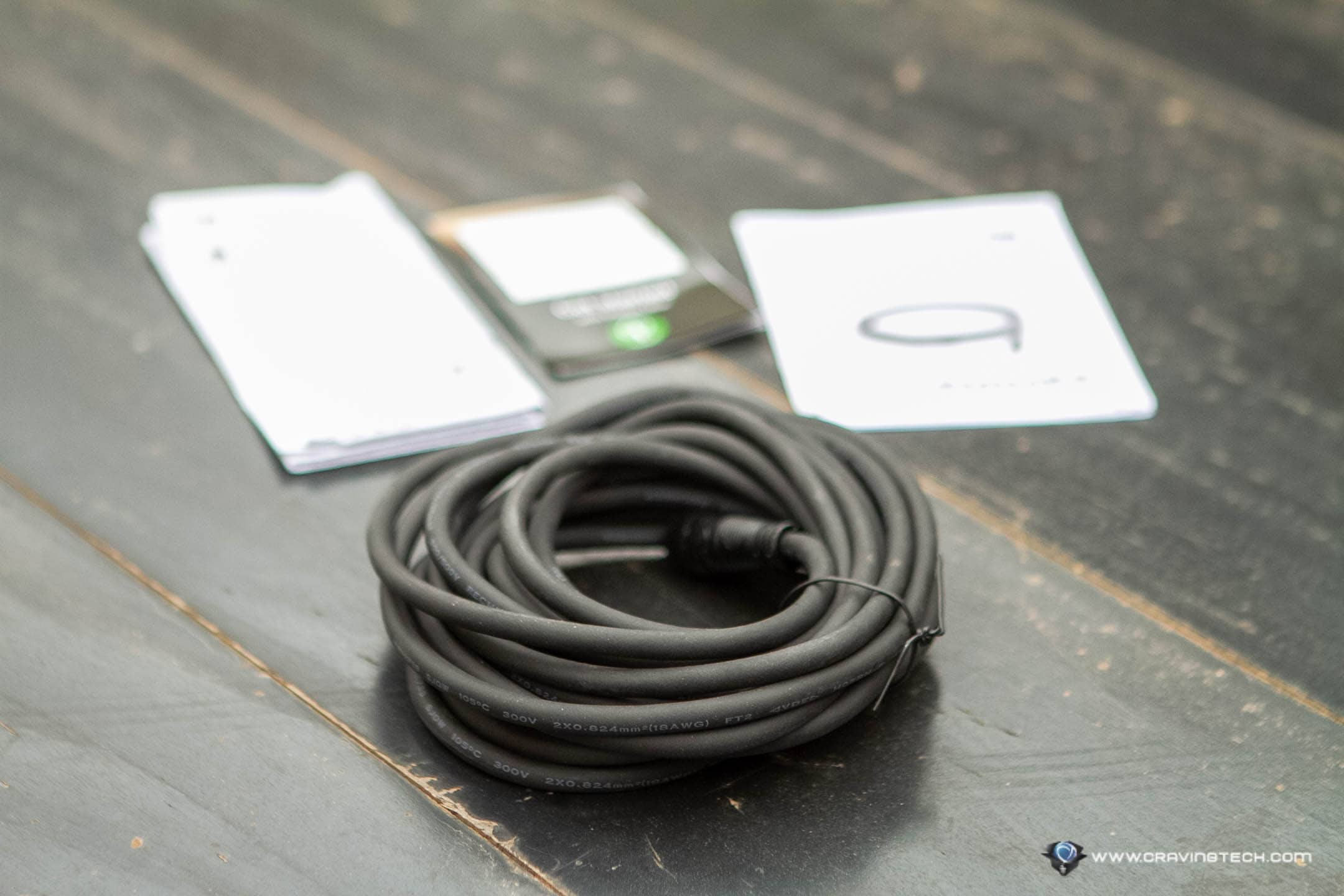 Hue-Outdoor Extension Cable