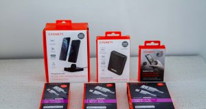 Cygnett-accessories for iPhone