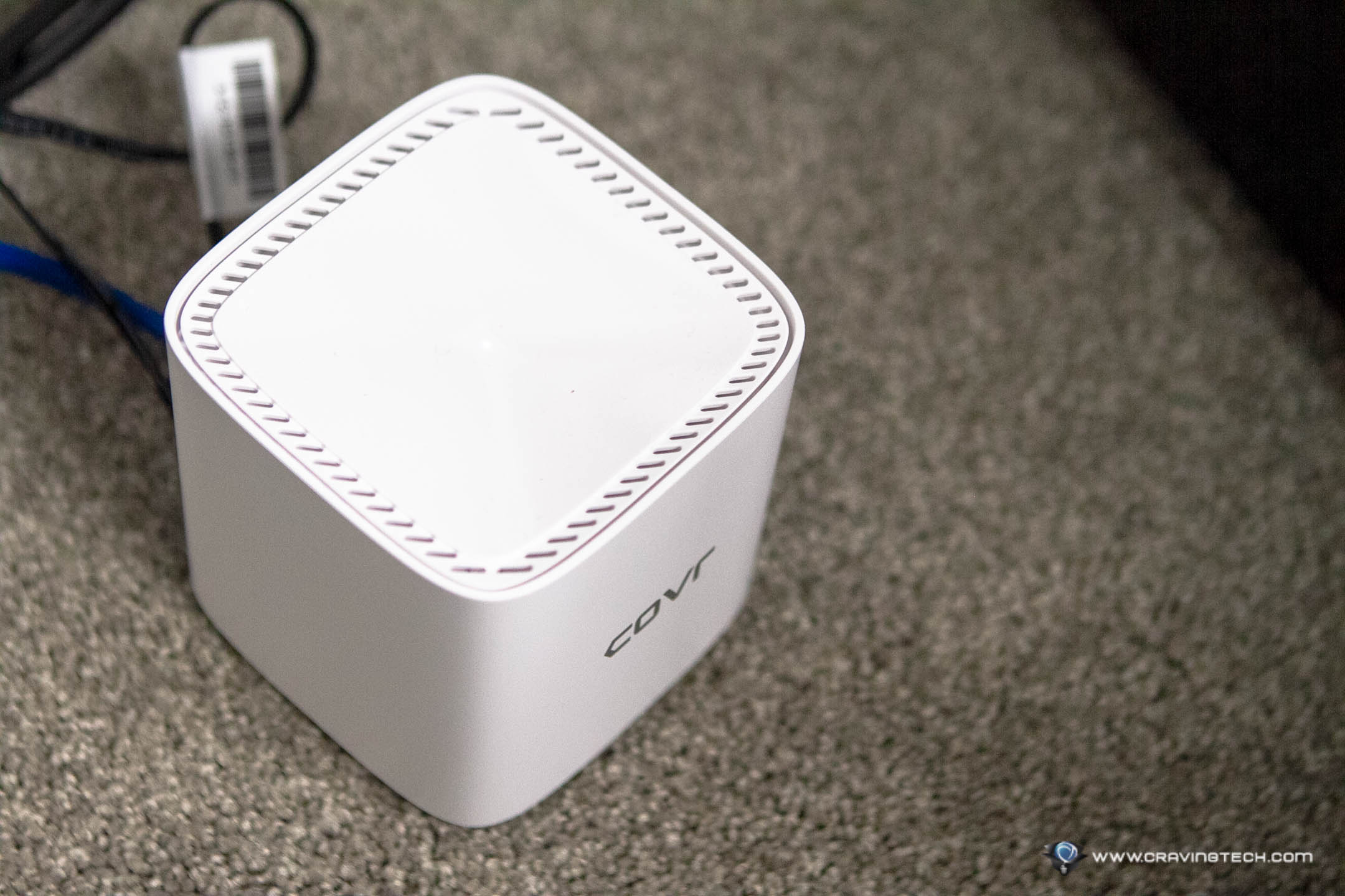 D-Link COVR 1102 Review – Affordable Mesh Wi-Fi System with great performance & value