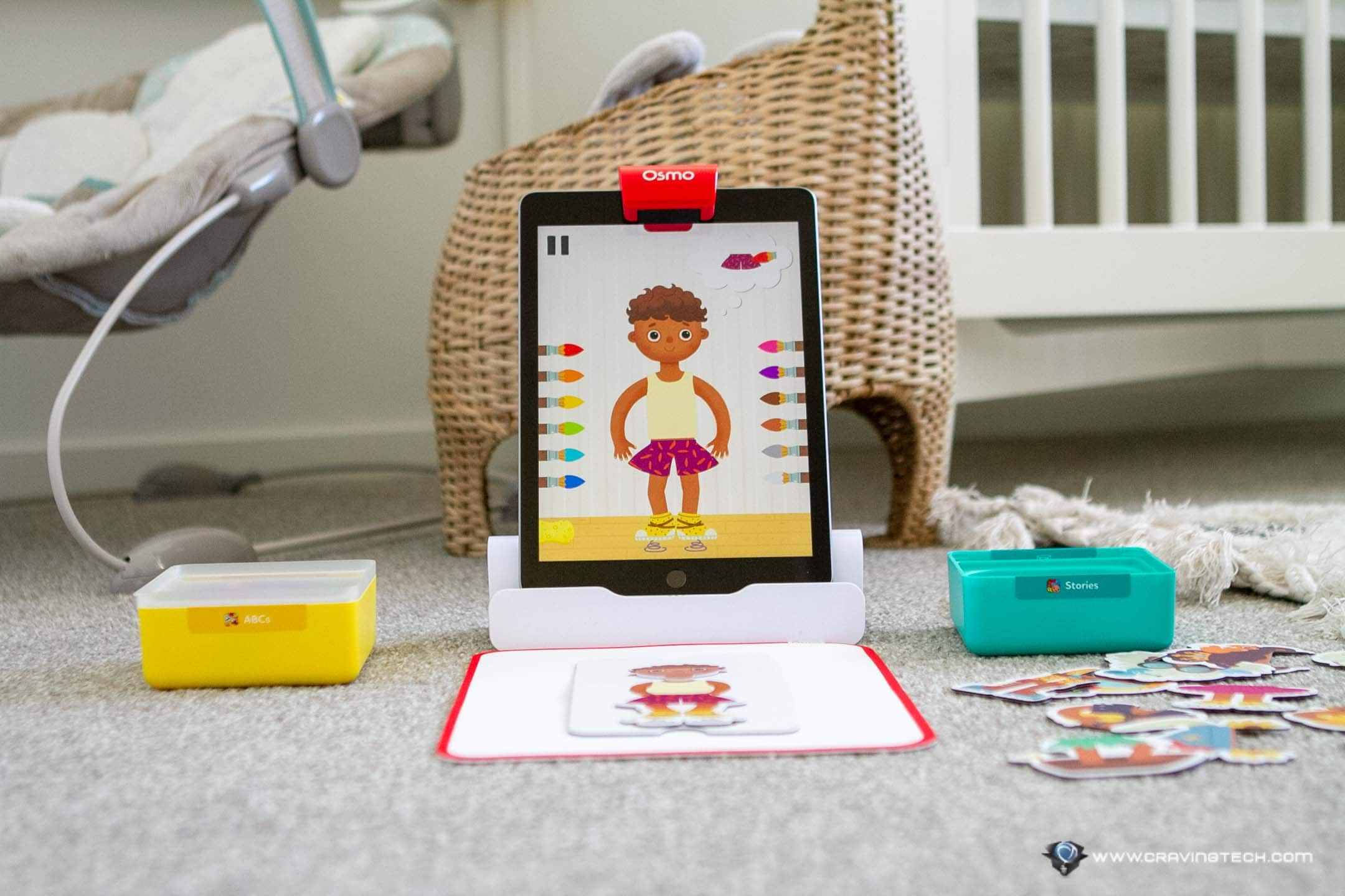 A fun, smart, and creative digital learning on the iPad – Osmo Little Genius Starter Kit Review