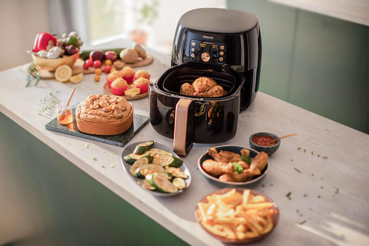Everyone's favourite air fryer just gets better – Philips Airfryer XXL Smart Review