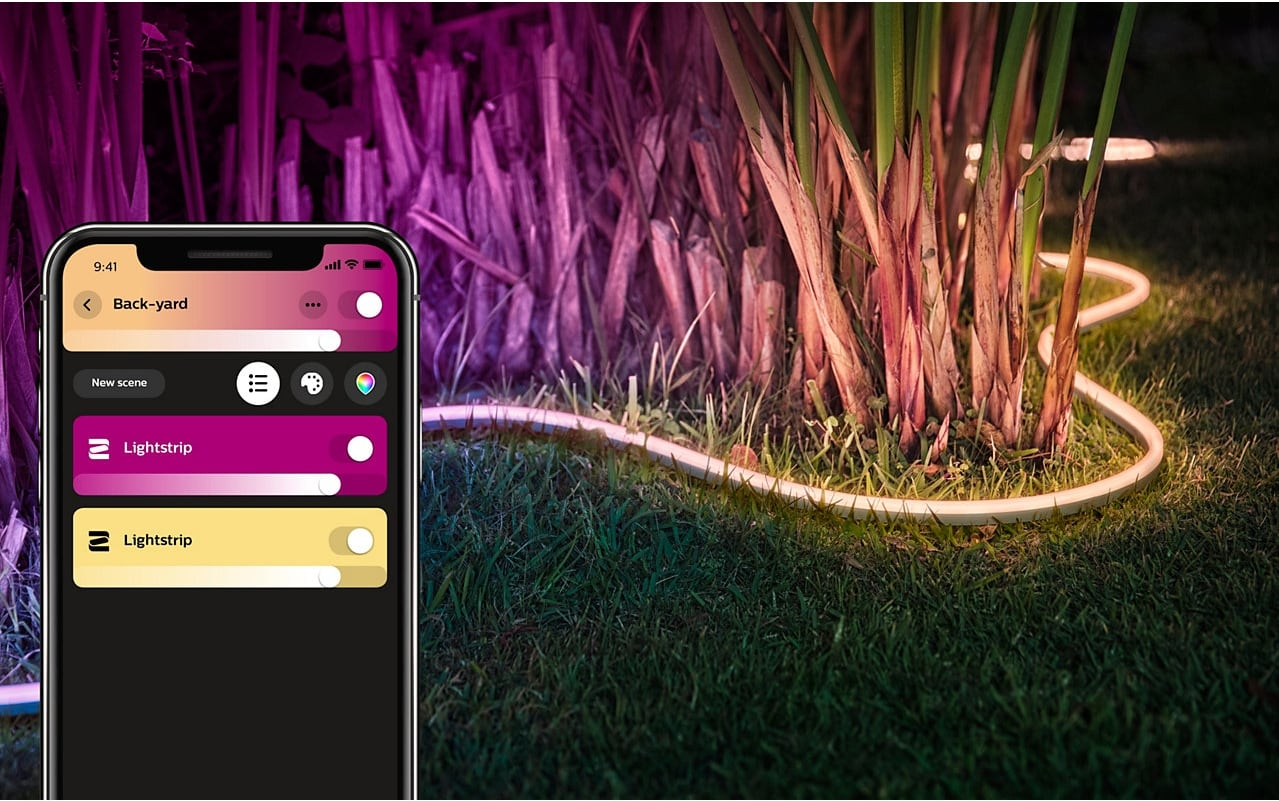 Outdoor lightstrip with Apple HomeKit support – Philips Hue Lightstrip Outdoor Review