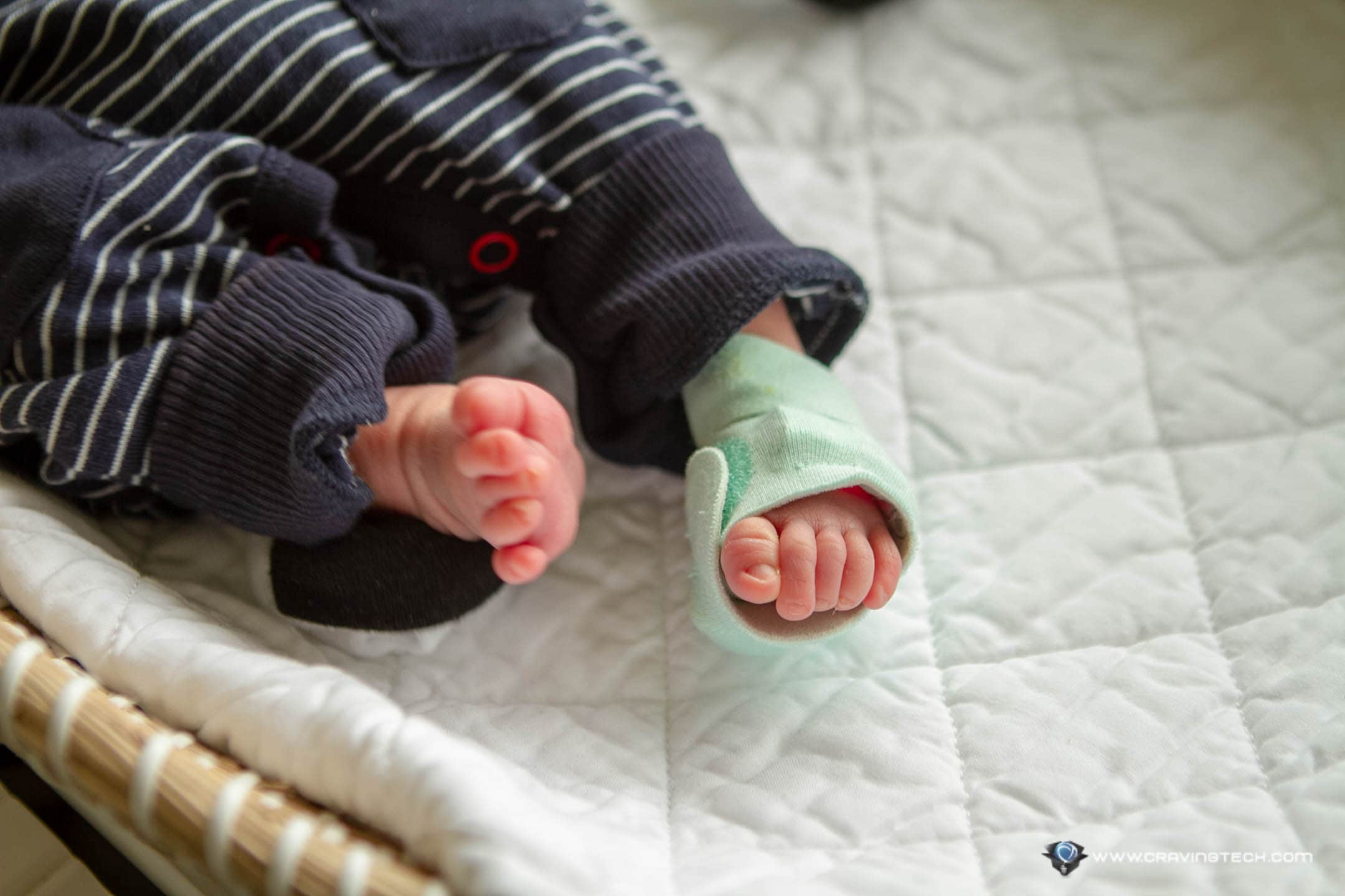 Monitor your baby's lives when you can't – Owlet Smart Sock 2 Review