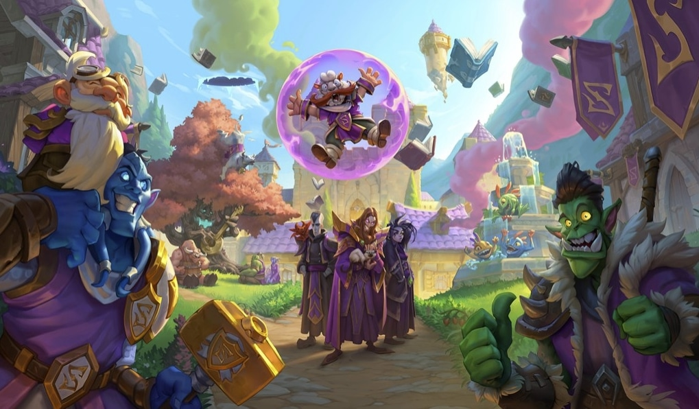 Hearthstone's latest Scholomance Academy brings out new powerful cards and strategies