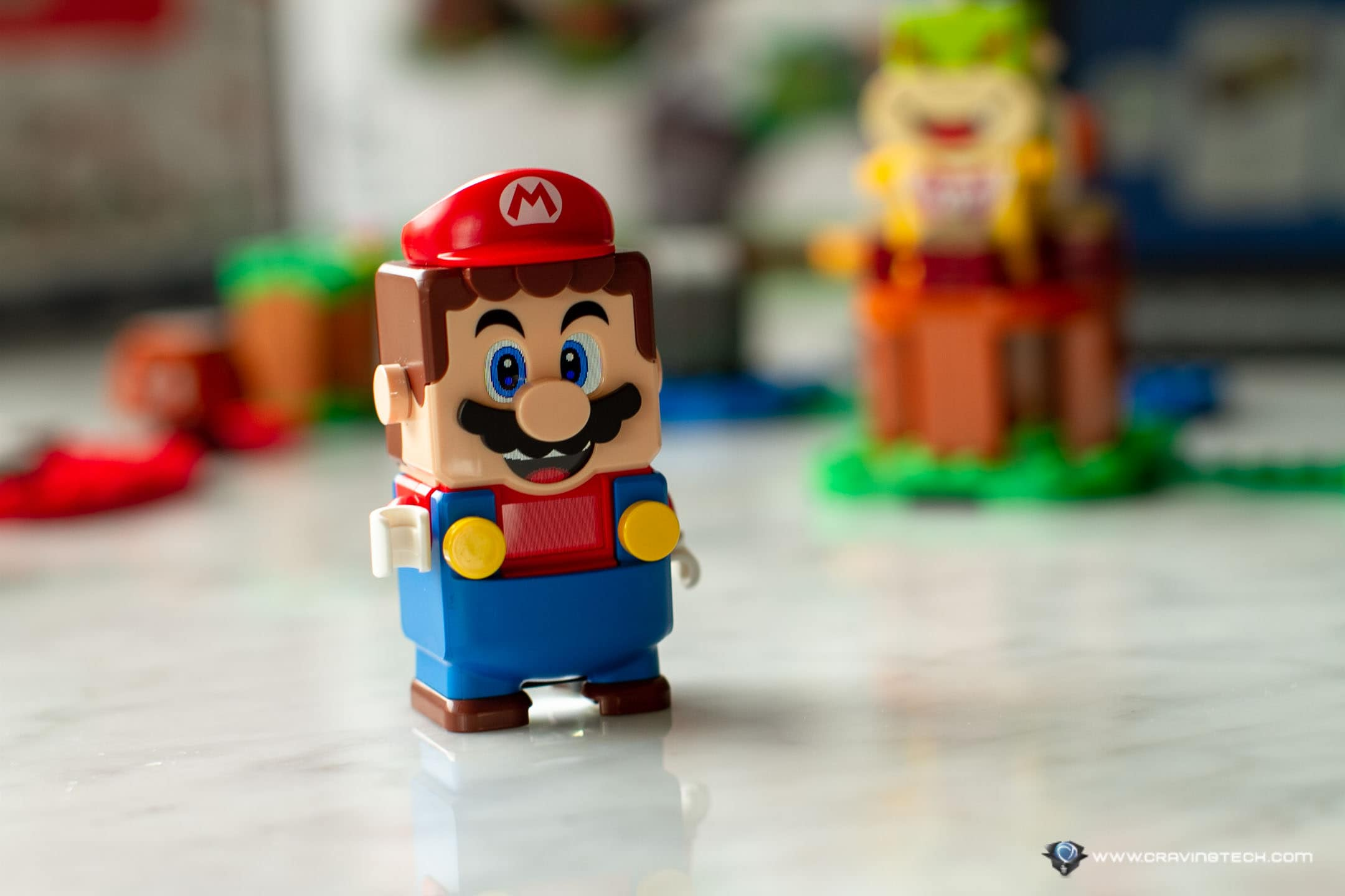 LEGO Super Mario combines the best of two worlds and makes them into a creative reality